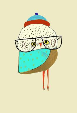 Owl Ickle -Alubild