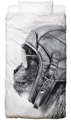 Aviator Monkey Bed Linen