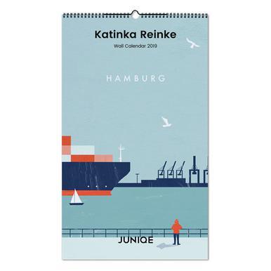 Katinka Reinke 2019 Wandkalender
