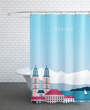 Zürich Douchegordijn