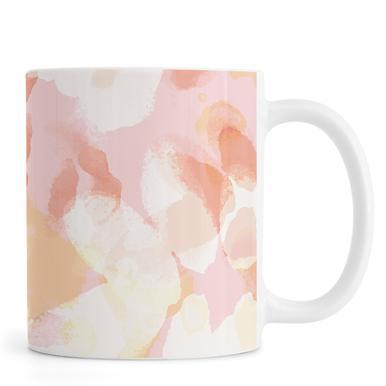 Floral Pastell -Tasse