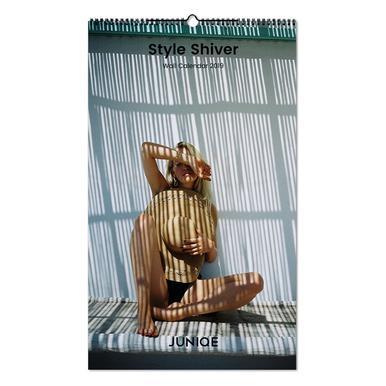 Style Shiver 2019 -Wandkalender
