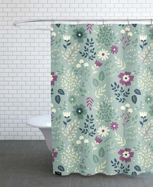 Frühlingswiese rideau de douche