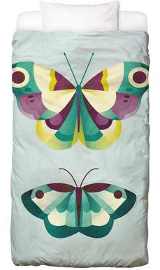 Schmetterlinge Linge de lit