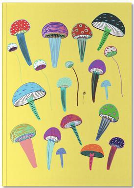 Mushrooms Notitieboekje