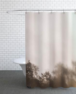 Outside My Window Shower Curtain