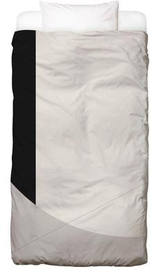 Black Side Bed Linen