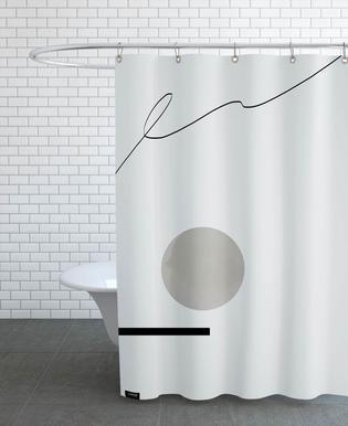 Jump Shower Curtain
