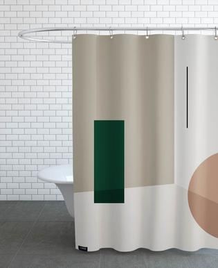 Separated 3 Shower Curtain