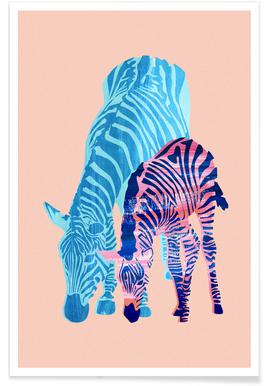 Striped Love Affiche
