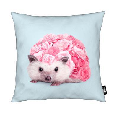 Hedgerosehog Kissen