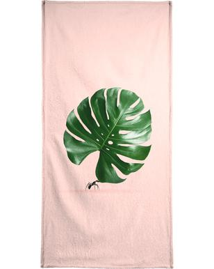 Monstera Ant  Serviette de plage
