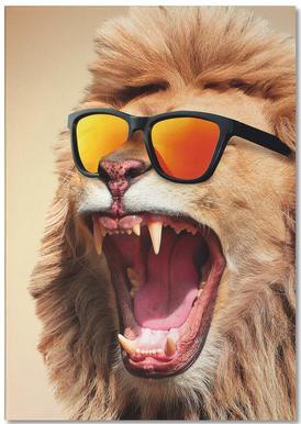Sunny Lion Notitieblok