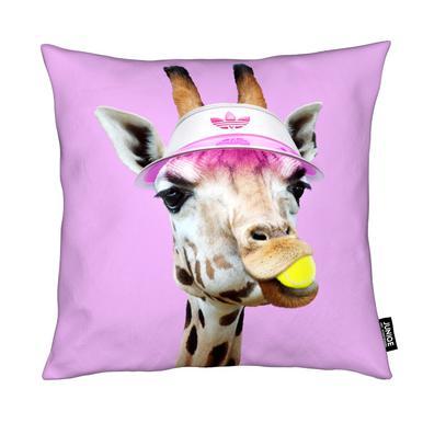 Tennis Giraffe Kudde