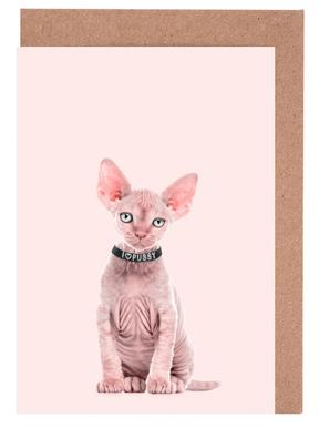 All Cats Are Beautiful Greeting Card Set