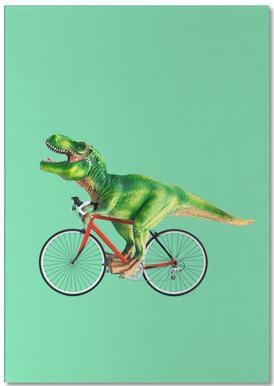 T-Rex Bike notitieblok