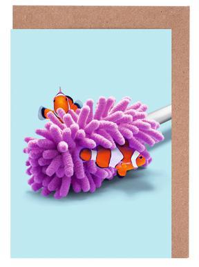 Clownfish Grußkartenset