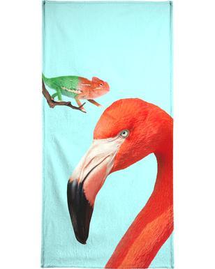 Colorful Friends Hand & Bath Towel