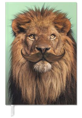 Bearded Lion -Terminplaner