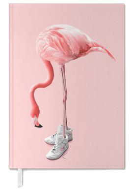 Sneaker Flamingo Personal Planner