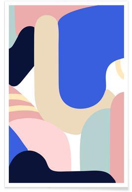 Blue Monday Affiche