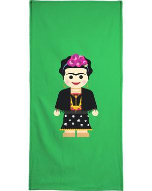 Frida Kahlo Toy  Serviette de plage