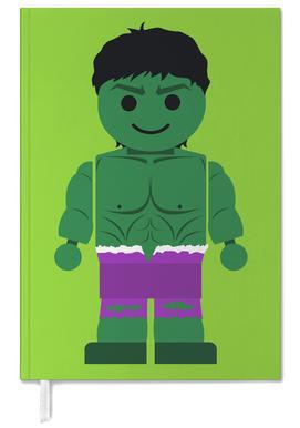 Hulk Toy agenda