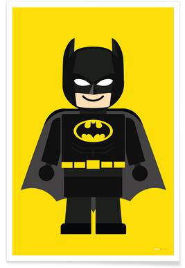 Buy Batman Posters And Art Prints Online