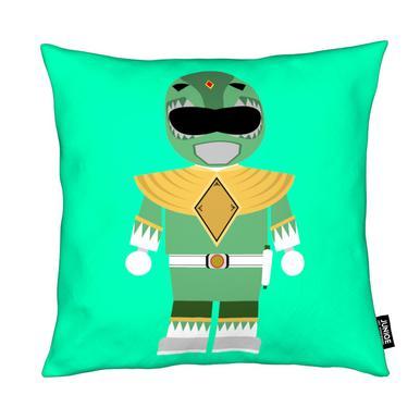 Power Ranger Toy Green Cushion