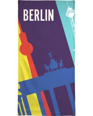 Berlin Bath Towel