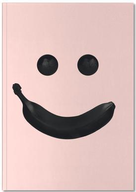 Banana Pop Notebook