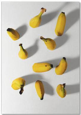 Bananas notitieblok