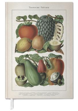 Tropische Früchte - Meyers Personal Planner