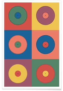 Vinyls affiche