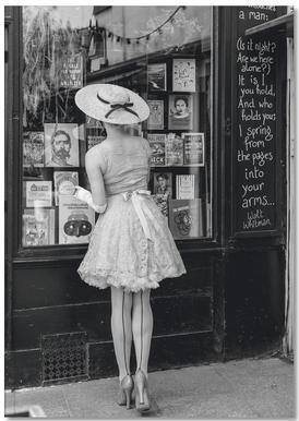 Window Shopping Notizbuch