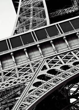 Gustave Eiffel Leinwandbild