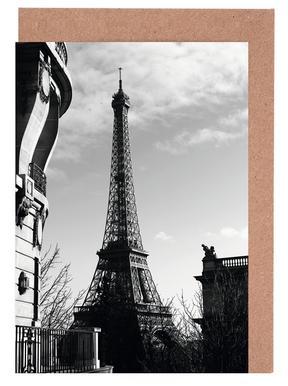 Paris wenskaartenset