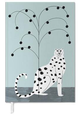 Tropicana - Cheetah and Tree -Terminplaner