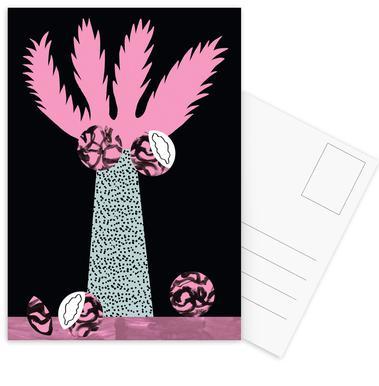 Tropicana - Cabbage Palm -Postkartenset