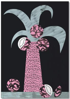 Tropciana - Royal Palm Notizbuch