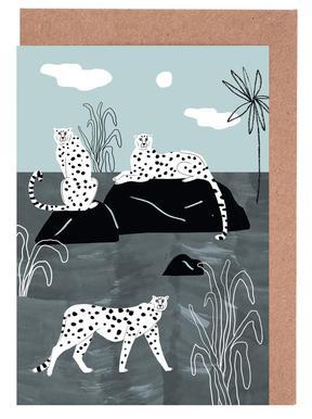 Tropciana - Royal Palm cartes de vœux