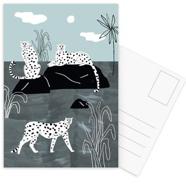 Tropciana - Royal Palm Set de cartes postales