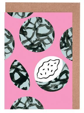 Tropiana - Fruit 2 Set de cartes de vœux