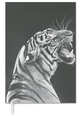 Grey Tiger Personal Planner