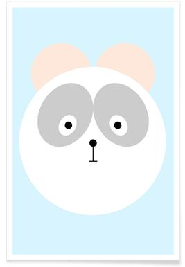 Elton the Panda -Poster