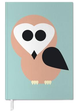 Celine the Owl Personal Planner