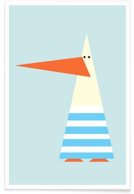 Ringo the Seagull -Poster