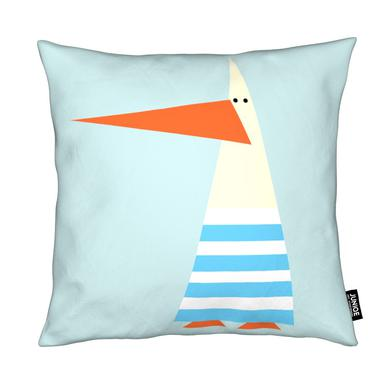 Ringo the Seagull Cushion