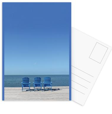 Ocean View -Postkartenset