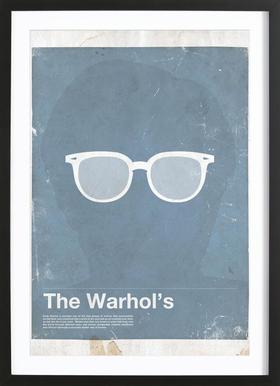 Andy warhol posters in wooden frames | JUNIQE